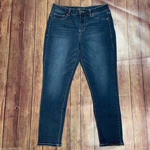 Maurices High Rise Skinny Jeans